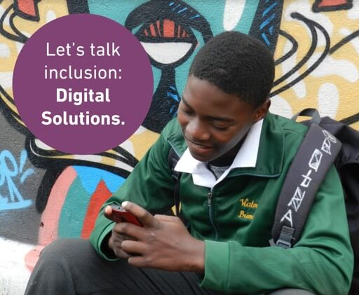 Let's talk inclusion: Digital Solutions